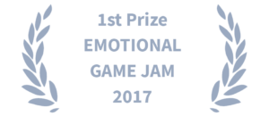1st Prize Emotional Game Jam 2017- Come Back