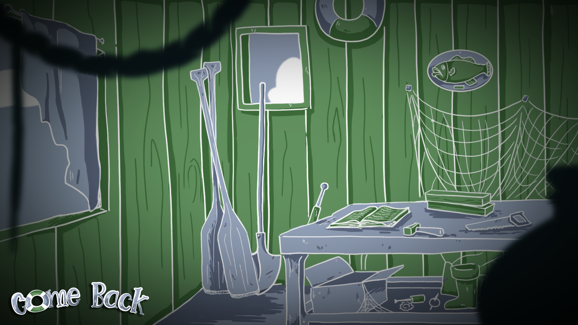 Screenshot 1 - Come Back Game